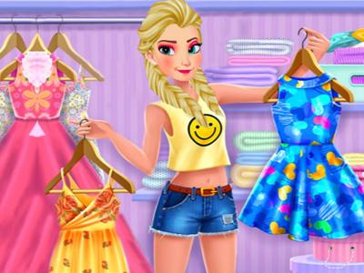 Ice Princess Fashion Day!