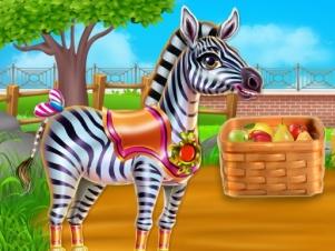 Zebra Caring