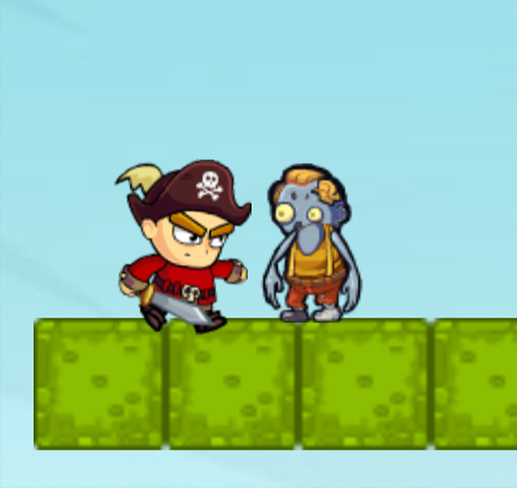 Treasure Hook Pirate