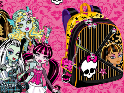 Design Your Monster High ...