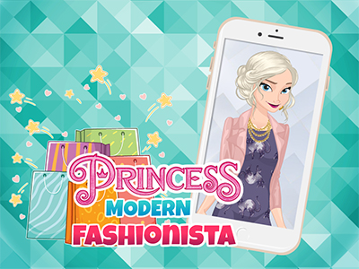 Princess Modern Fashionista