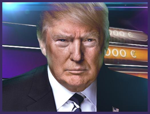 Millionaire with Trump