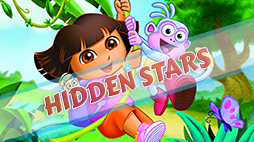 Dora the Explorer Hidden Stars