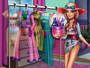 Tris Beachwear Dolly Dress ...