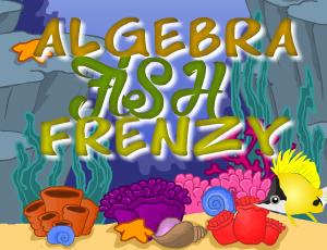 Algebraic Fish Frenzy