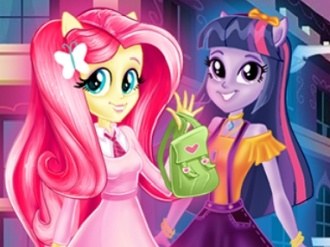 Equestria Girls First Day ...