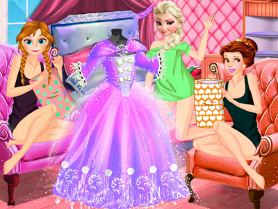 Princesses Dreamy Dress!