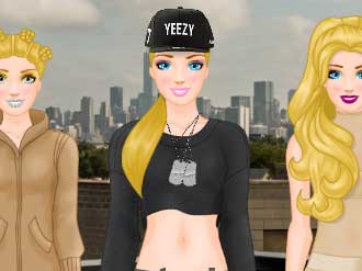Barbie's Yeezy Line