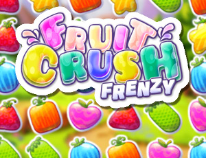 Fruit Crush Frenzy