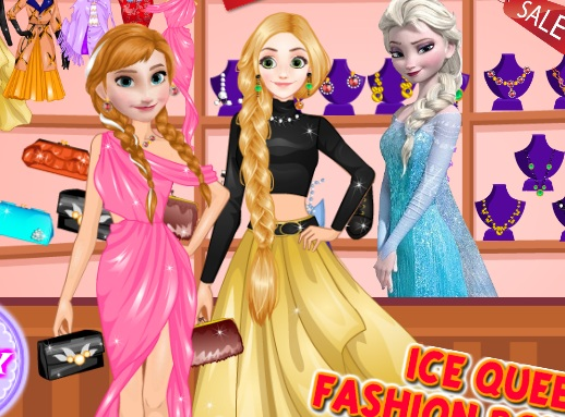 Ice Queen Fashion Boutique