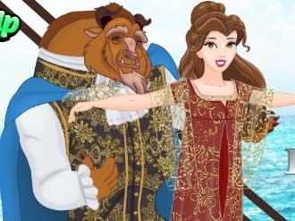 Princess x Titanic