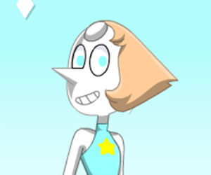 Crystal Gem Pearl Dress Up ...