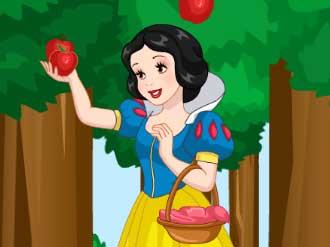 Snow White Patchwork