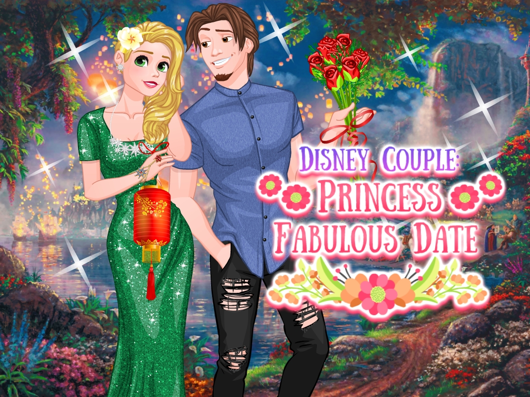 Disney Couple Princess ...