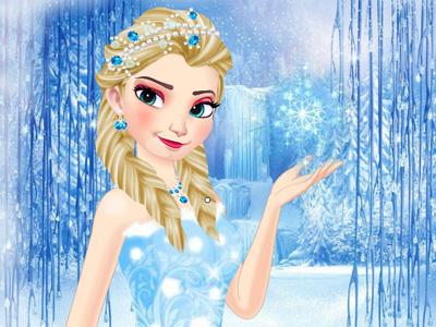 Ice Queen Winter Fashion!