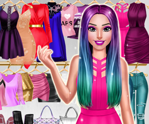 Sophie's Popstar Look