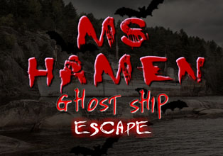 MS Hamen Ghost Ship Escape