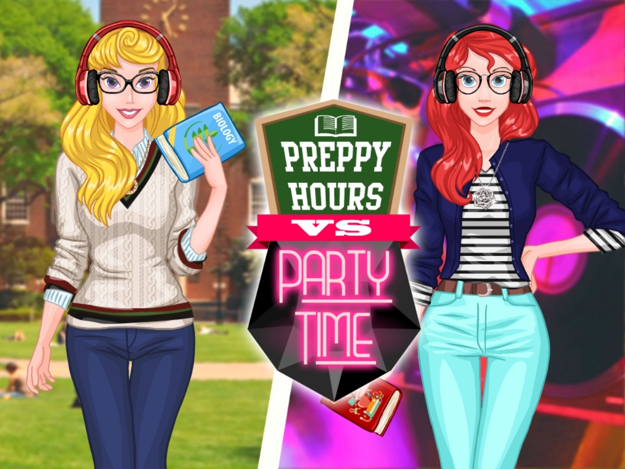 Preppy Hours VS Party Time