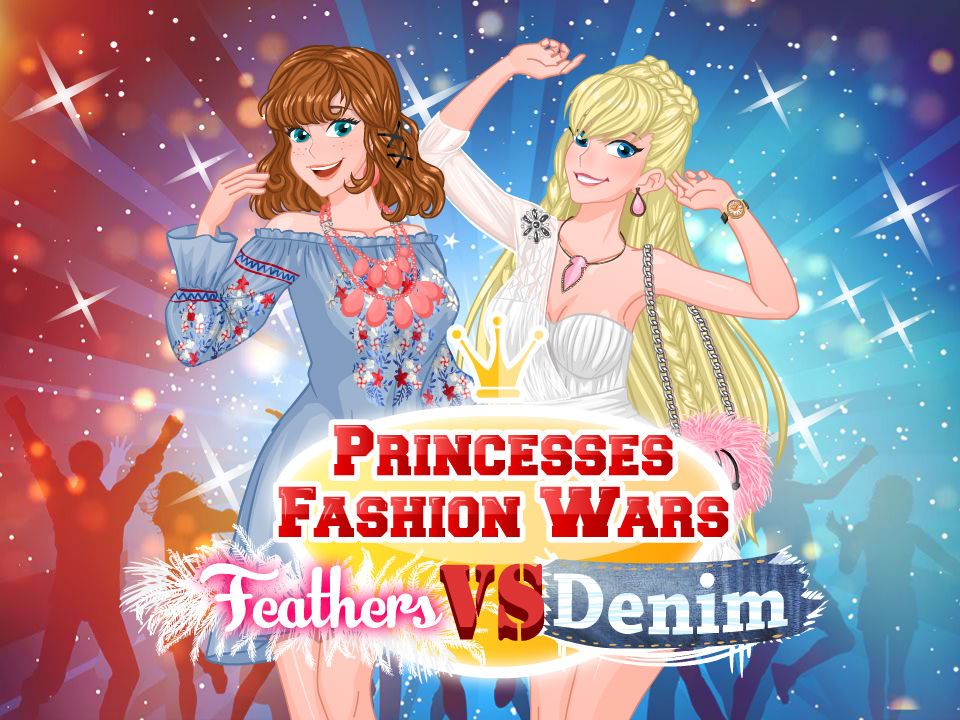 Princesses Fashion Wars ...
