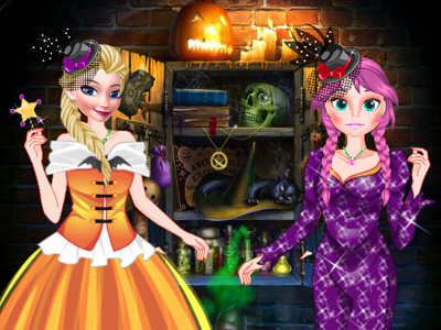 Princess Halloween Party ...