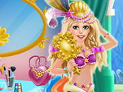 Carnaval Mermaid DressUp