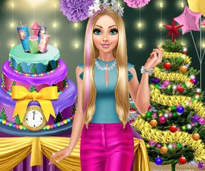 Blondie Winter Party
