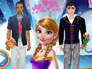 Ice Princess Love Proposal