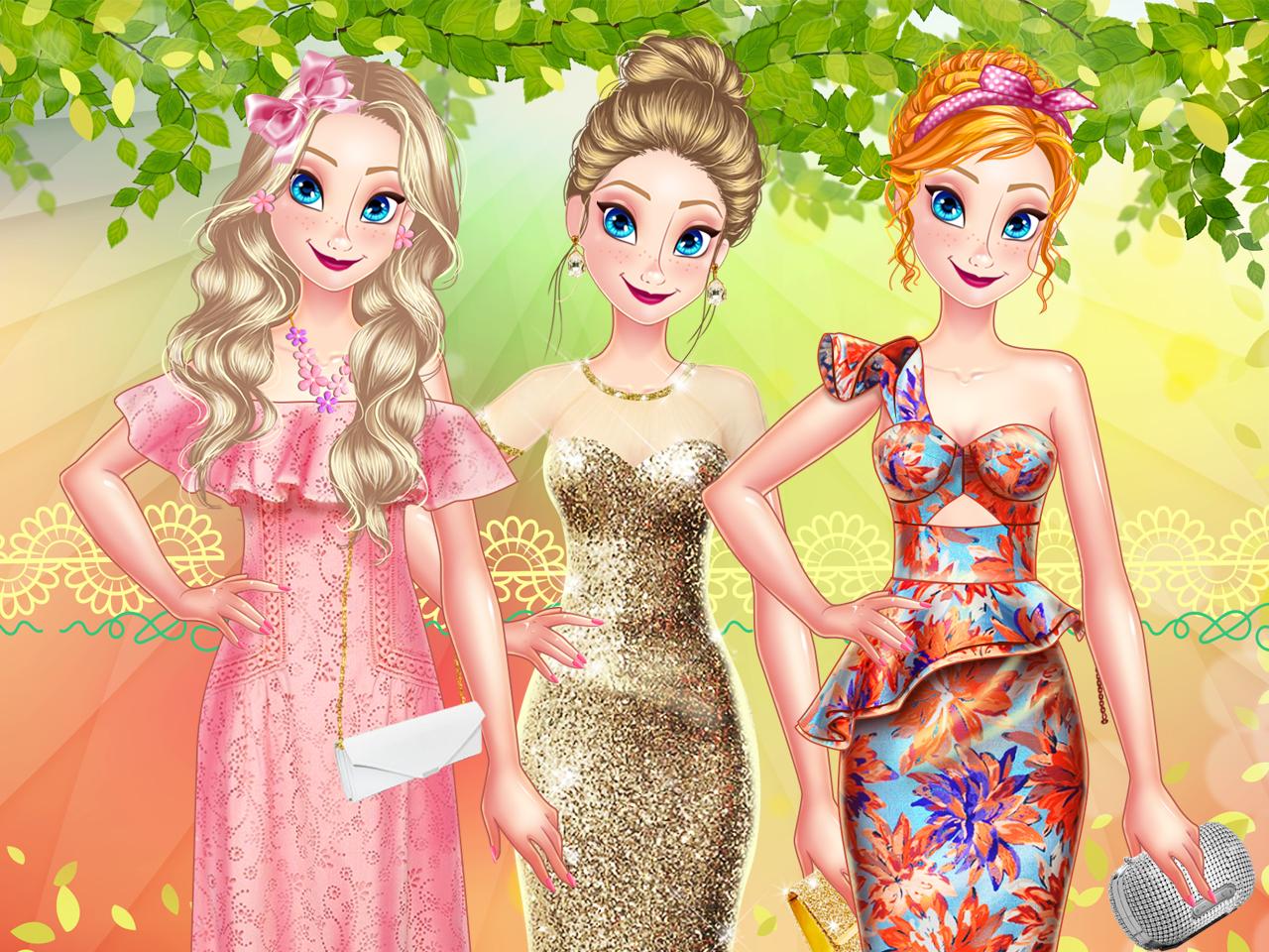 Princess Spring Model ...