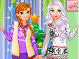 Princesses X-Mas Tree Fashion