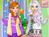 Princesses X-Mas Tree Fashion