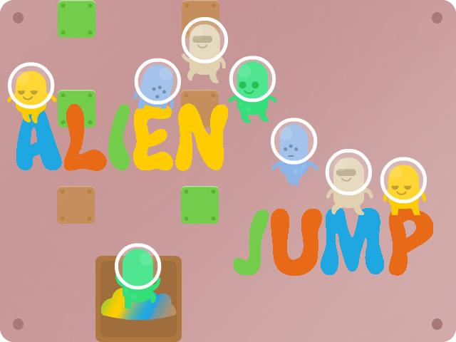 Platforms Alien Jump