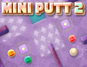 Mini Putt Gem Forest