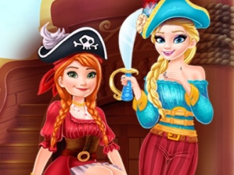 Pirate Girls Garderobe ...