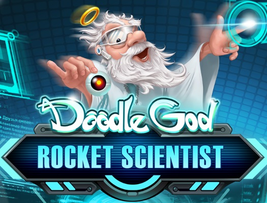 Doodle God: Rocket Scientist