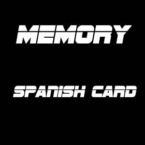 Spanish card