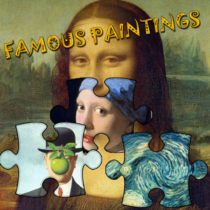 Jigsaw Puzzle: Famous ...