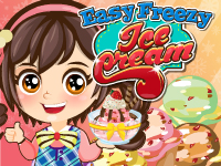 Easy Freezy Ice Cream