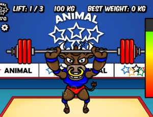 Animal Olympics - Weight ...