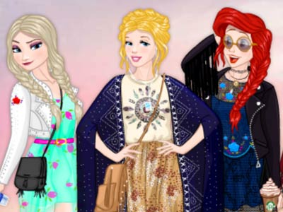 Princess Coachella