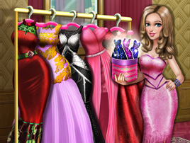 Sery Prom Dolly Dress Up H5