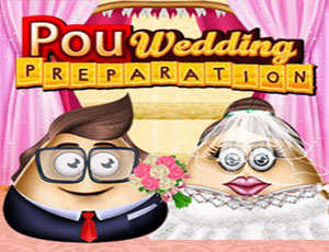 Pou Wedding Preparation