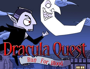 Dracula Quest : Run For Blood