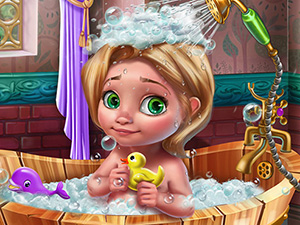 Goldie Baby Bath Care
