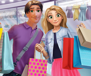 Rachel And Filip Shopping Day