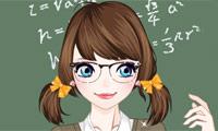 Schoolgirl Make-Up