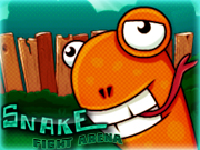 Eat all snakes to clear a level, and get faster, longer or immortal by collecting power-ups. Chose from three different game modes - 1player, 2players co-op, and 2players vs battle, and two levels of difficulty.