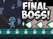 No lives left, and down to your final health bar, do you have what it takes to defeat THE FINAL BOSS Action packed game with multi-player option.