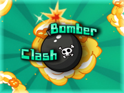 Place bombs to kill all enemies and clear a level. Control the cute bear and bomb and blast everything in this 2 player bomb it type game.