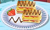 Saras Cooking Class: Napoleon Pastries