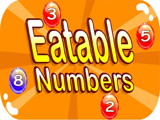 EG Eatable Numbers
